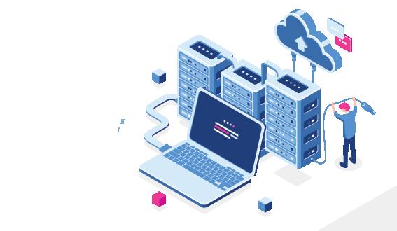 Server care and hosting
